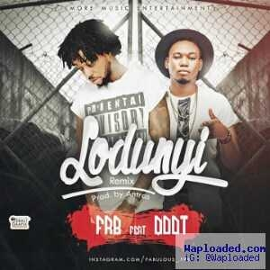 F.R.B - Lodunyi Remix (Prod By Antras) Ft. Qdot